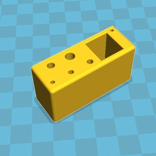 Download Free 3D Printer Model Wanhao I3 Tool Holder ・ Cults