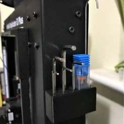 Télécharger fichier imprimante 3D gratuit Porte-outils Wanhao i3, BigMrTong