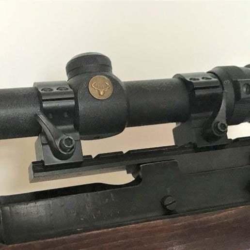 Télécharger modèle 3D gratuit Simmons Whitetail Classic 1.5-5 X 20 lunettes de visée pour carabine pare-soleil, BigMrTong