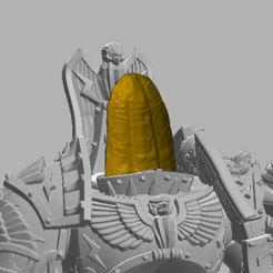 Descargar Modelos 3D para imprimir gratis Cabeza de plátano del Emperador de la Humanidad, BigMrTong