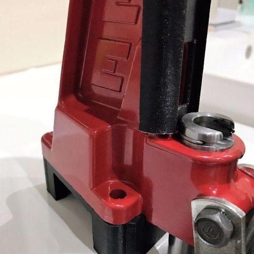 Imprimir en 3D gratis Lee Recarga C Press & Breech Lock Recargador de Prensa Deprimiendo Piezas de Actualización, BigMrTong
