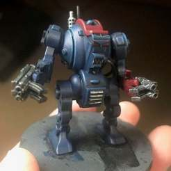 Download free 3D printing models Robot Chuck, BigMrTong