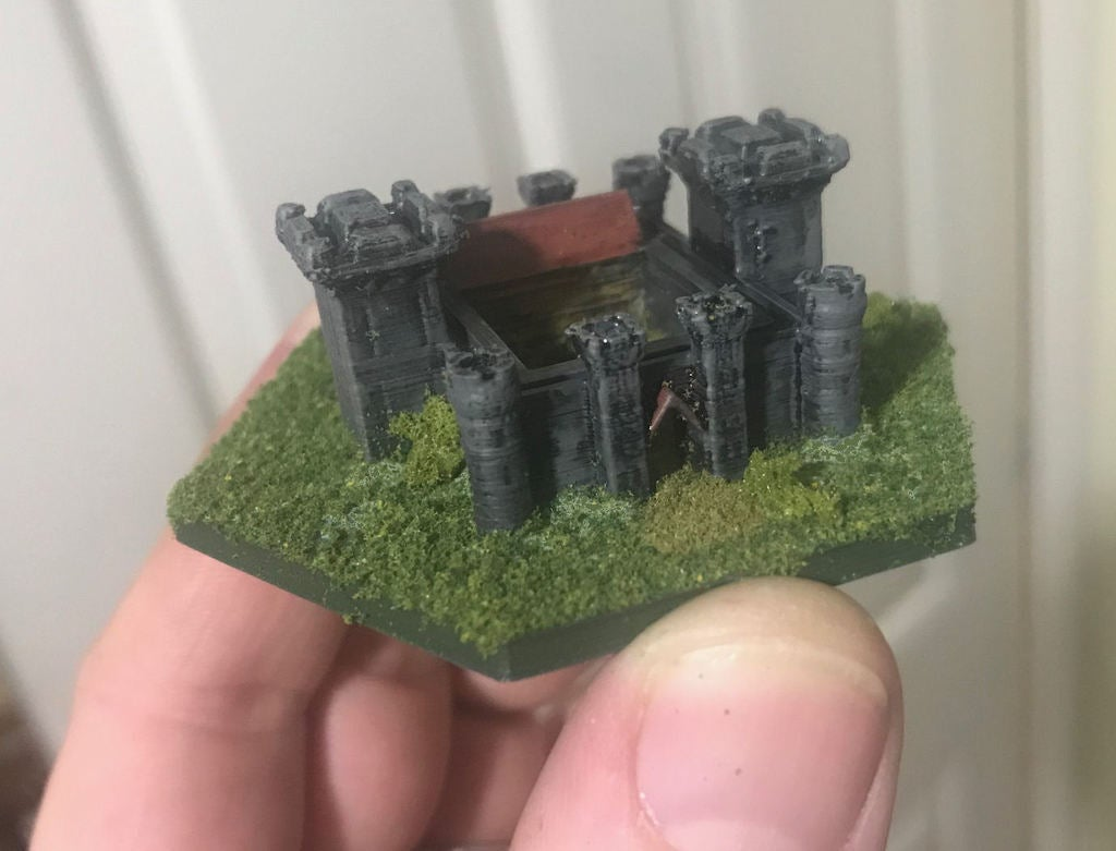 Download free 3D printer designs Wargaming Hex Tiles / Mighty