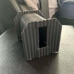 IMG_3442.JPG Télécharger fichier STL gratuit Abris Anderson - Raid aérien / Abris antibombes • Design à imprimer en 3D, BigMrTong
