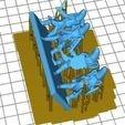 Imprimir en 3D gratis 15mm Banana Knight Spears / Pike Wargames Figuras - HotT, BigMrTong
