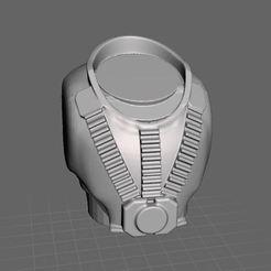 Descargar archivo 3D gratis Cuerpo marino estilo RTB01, BigMrTong