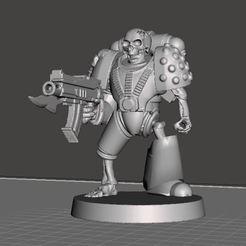 Descargar modelo 3D gratis Marino no-muerto V, BigMrTong