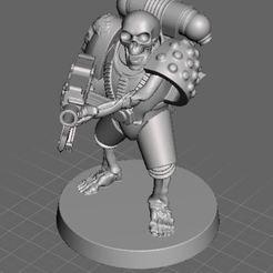 Descargar modelo 3D gratis Marino no-muerto II, BigMrTong