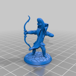 LordChiquito.png Download free STL file Lord Chiqutio Citron, Count of Citron - Banana Knight Archer • 3D printable model, BigMrTong