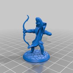 Descargar archivo 3D gratis Lord Chiqutio Citron, Conde de Citron - Banana Knight Archer, BigMrTong