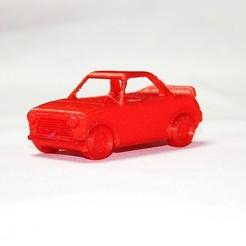 Free 3D printer files Sport Coupe Car Toy - LeFab Shop Remix, Dournard