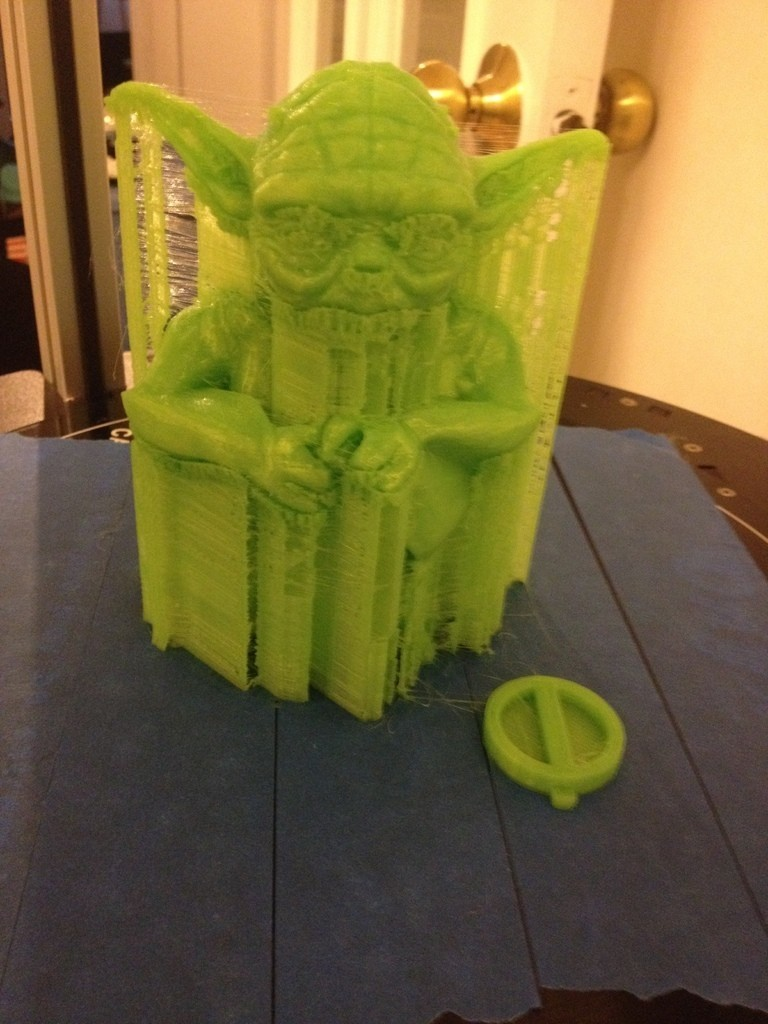 IMG_3248_display_large.jpg Télécharger fichier STL gratuit Figurine Yoda debout - Tirelire • Design imprimable en 3D, Dournard