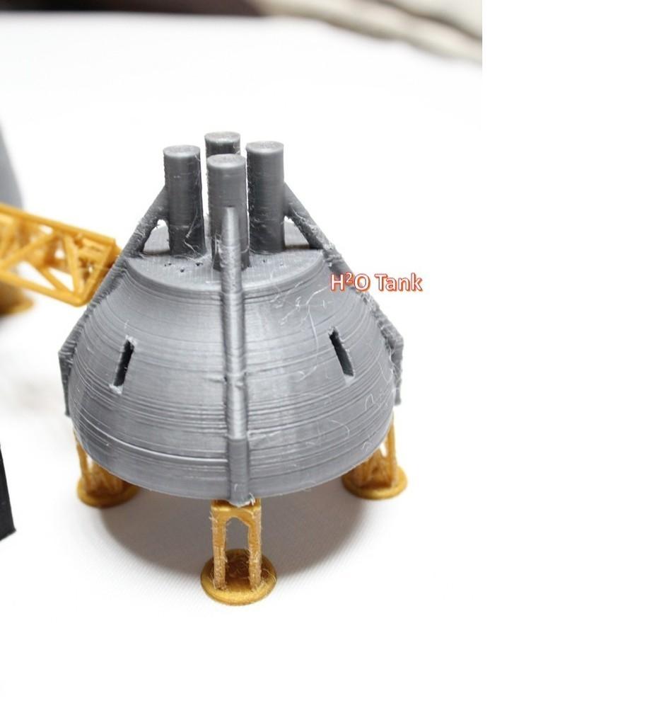 a9_display_large.jpg Télécharger fichier STL gratuit Astronaut Action Figure Play Set pour l'invasion extraterrestre de Mars • Modèle à imprimer en 3D, Dournard