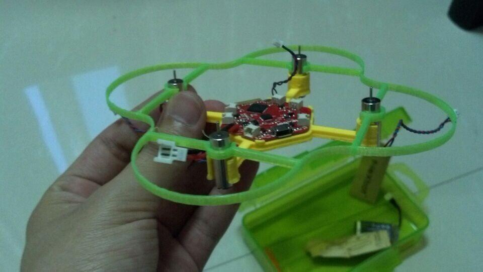 malc4_display_large.jpg Télécharger fichier STL gratuit FlexBot remixé • Design pour imprimante 3D, 3DflyerBertrand