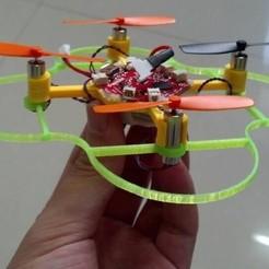 Objet 3D gratuit FlexBot remixé, 3DflyerBertrand