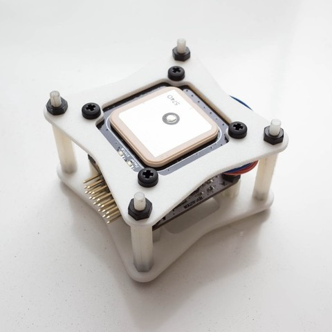 Download free 3D print files OpenPilot Flight Controller Adapter Plates, 3DflyerBertrand