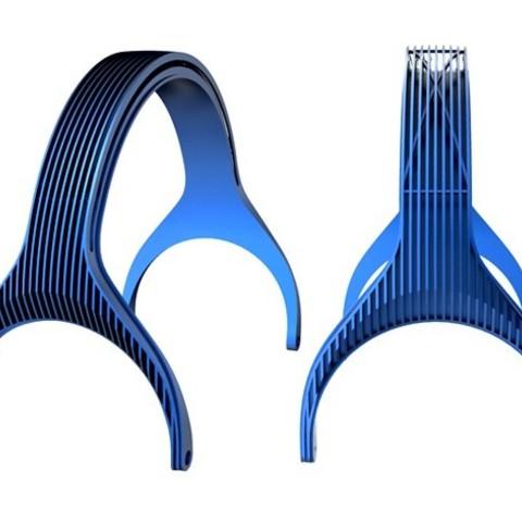 Download free 3D printing models Beyer-Dynamic DT-770 Replacement Headband / Yoke, Minnarrra
