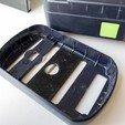 Download free 3D printing files Festool Carvex Allen Wrench Holder, Minnarrra