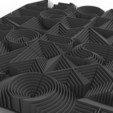 Plan imprimante 3D gatuit Caractères imprimables 3d Heatwave, Minnarrra