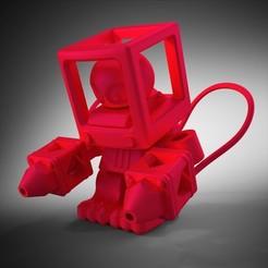 Descargar modelo 3D gratis replicante - JR, Minnarrra