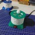 Imprimir en 3D gratis Soporte para litofán de 360 grados (3mm), Aakaar_Lab