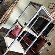 Télécharger modèle 3D gratuit Une table bon marché pour imprimante 3D (anet a8), Aakaar_Lab