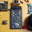 Télécharger modèle 3D gratuit Télécommande personnalisée Boîtier utilisant l'émetteur-récepteur arduino & NRF 2401, Aakaar_Lab