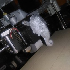 Download free 3D printer designs anet a8 blower fan adapter for fixing things, Aakaar_Lab