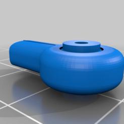 Descargar archivos 3D gratis Soporte de varilla de cabeza de bola M2 para vehículos RC, Aakaar_Lab