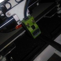 Free 3D printer designs Z Axis bed level sensor mount for anet a8, Aakaar_Lab