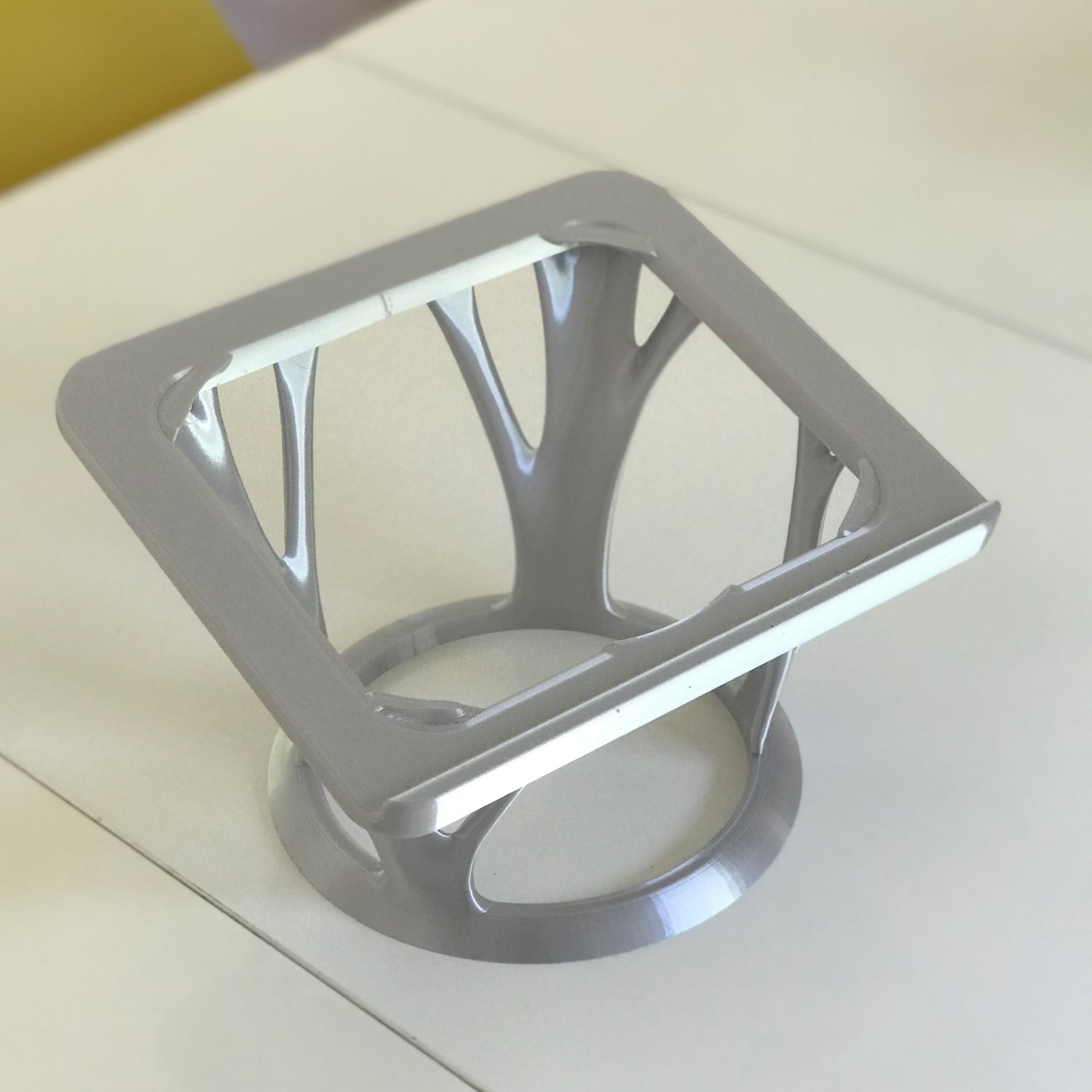 ©FAGES_LAPTOP_5.jpeg Descargar archivo STL Hermoso soporte para portátil, soporte para PC, soporte para Macbook • Diseño imprimible en 3D, fagescedric