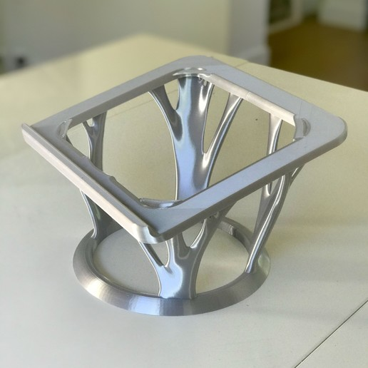 ©FAGES_LAPTOP_4.jpeg Descargar archivo STL Hermoso soporte para portátil, soporte para PC, soporte para Macbook • Diseño imprimible en 3D, fagescedric