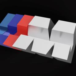 Descargar modelos 3D para imprimir BMW M Soporte para teléfono, eugenedossantos