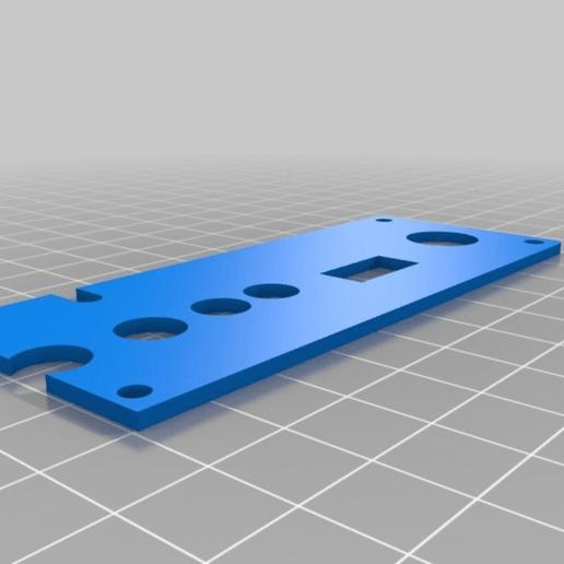 lcd1920x1200back-1.png Download free STL file LCD controller case V29, V59 • 3D printer object, victor999