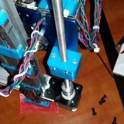 Télécharger fichier imprimante 3D gratuit Ord Bot Hadron porteuse trapézoïdale z., victor999