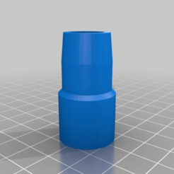 d00ef159cd62a9f3a569d9bba5e6a832.png Download free STL file Dishwasher drain hose adapter • 3D printing template, victor999
