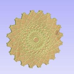 Download 3D printer model Mandala 6, victor999