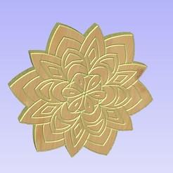 Download 3D model Mandala 204247966, victor999