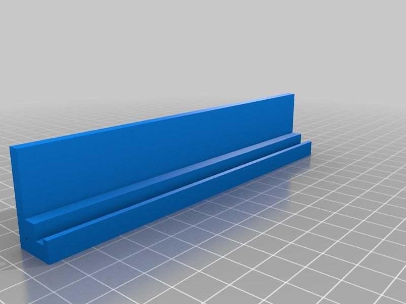 "LCD10FrameSide.jpg Download free STL file LCD 10.1"" case • 3D printable template, victor999"