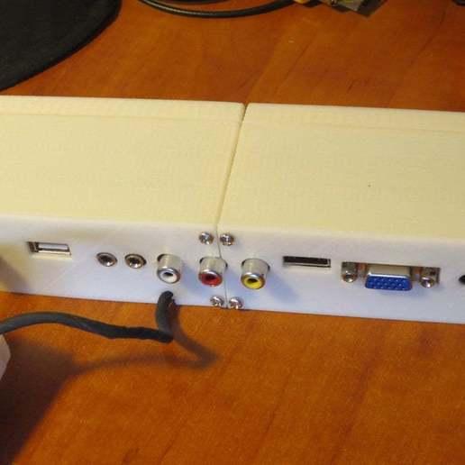 IMG_0844.JPG Download free STL file LCD controller case V29, V59 • 3D printer object, victor999
