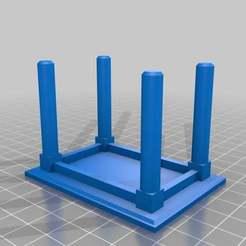 Descargar Modelos 3D para imprimir gratis Mesa de juguete, victor999