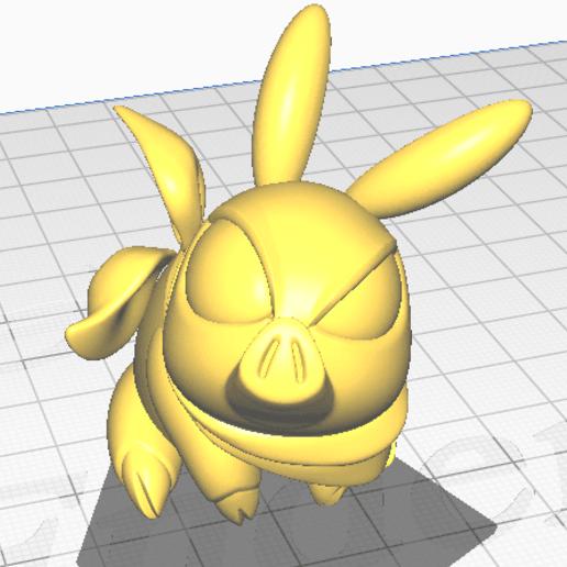 Download gratis 3D-printerbestanden P chan, lmiguel398