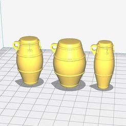 3D print files Keychain Keychain Uruguayan Candombe Drum Keychain, sofiawiener