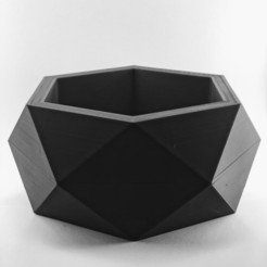 3D print model HEXAGONAL POT | MODEL 06, MA-DisenosCreativos