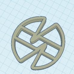 3D print files Niupi Cutter (Super Champions), marcelosaldivia