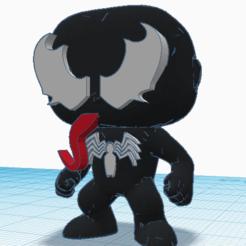 venon pop.png Download STL file Venon POP (funkopop style) - (funkopop style) • 3D printing model, marcelosaldivia