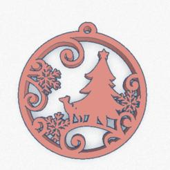 chirimbolo.png Download STL file Christmas Ornament - Christmas ornament • 3D printer model, marcelosaldivia