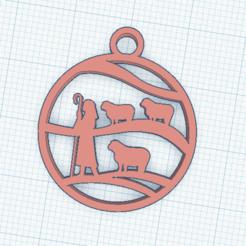 chirimbolo8.png Download STL file Christmas Ornament - Christmas ornament • 3D printer model, marcelosaldivia