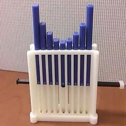 Télécharger plan imprimante 3D gatuit Parabole Manipulatrice, Yazhgar