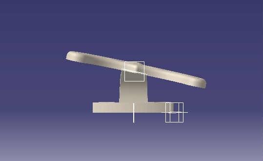 Fan_blade_support_2_display_large.jpg Download free STL file Ceiling Fan Blade Bracket • Model to 3D print, Raeunn3D